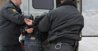 И вновь – нападение на полицейского
