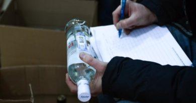 Срок предоставления деклараций об объёме продажи алкоголя – до 20 октября