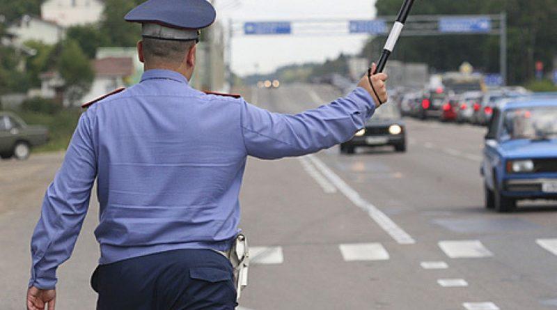 Задержаны  5 нетрезвых водителей