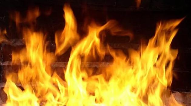 Ещё один пожар