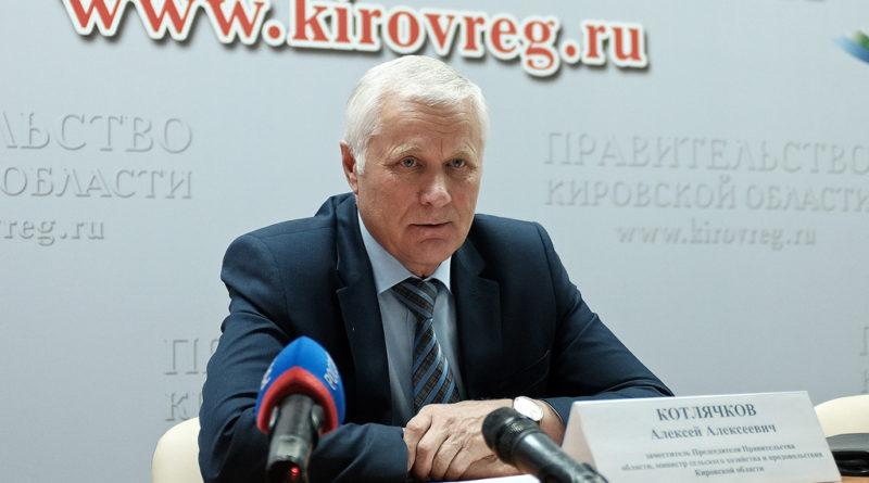Посевная кампания в Кировской области завершилась