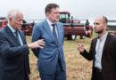 Аграрии Кировской области встретились на ежегодной выставке «День поля»