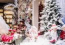 Украсим фасады и новогоднюю ёлочку