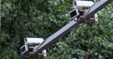Места размещения дорожных камер отметили на ГИС области