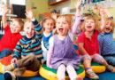 Гостеприимный детский сад