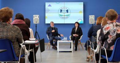 Вопросы наставничества в сфере образования обсудили на заседании Клуба учителей
