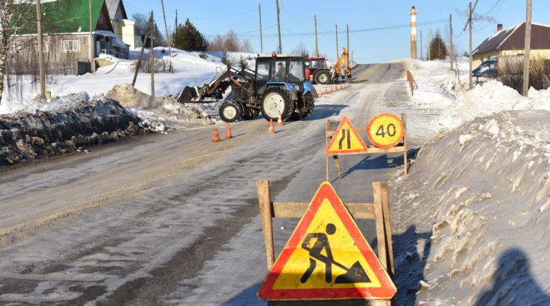 Коммунальные службы навели порядок  на улице Трудовых резервов