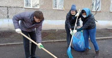 В Омутнинске стартует месячник санитарной уборки